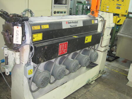 Davis-Standard High Temperature Extrusion Line