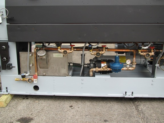 Davis Standard Rebuilt 6 Inch Thermatic III Rubber Extruder 6