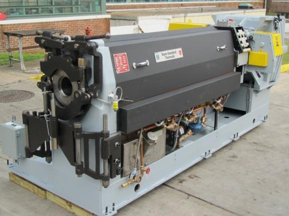 Davis Standard Rebuilt 6 Inch Thermatic III Rubber Extruder