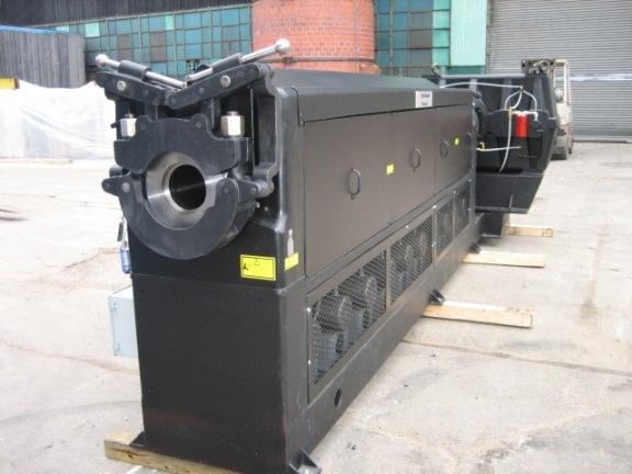 Davis Standard Reconditioned Plastic Extruder