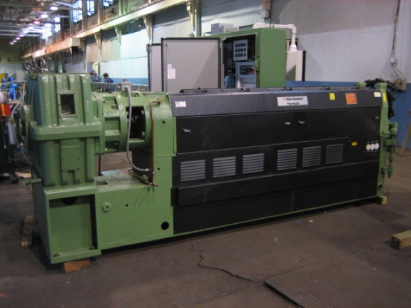 Davis Standard Reconditioned Thermatic Extruder