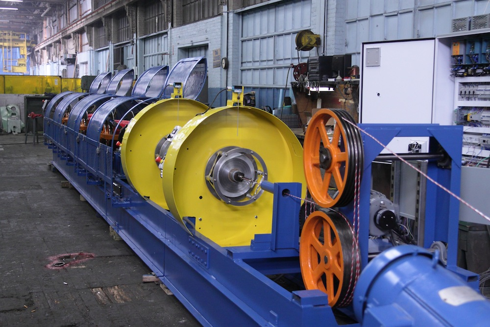 Edmands Bow Twisting Machine Reconditioned