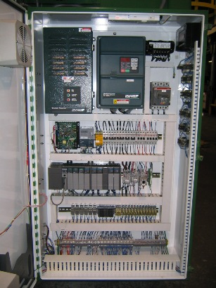 Endex Drop Coiler New Reliance Electrics