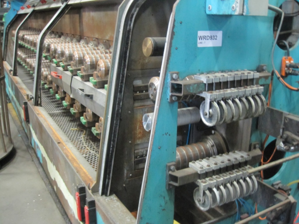 Eurodraw Multi-Wire Drawing Line