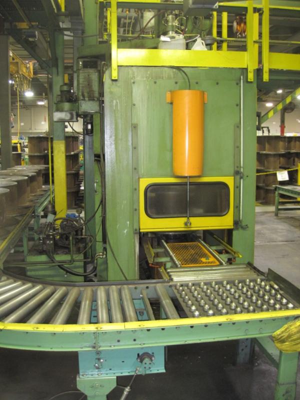 SAMP 630mm Static Spooler Machine