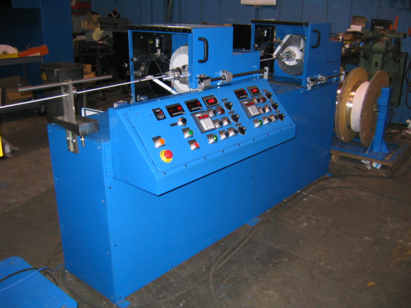 US Machinery Wire Taping Line