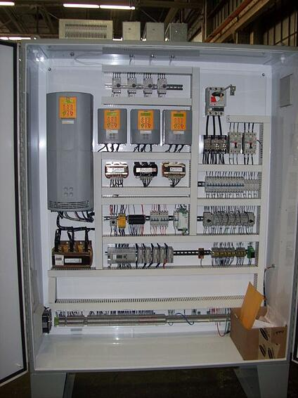 Watson Planetary Cabler Electrical Panel
