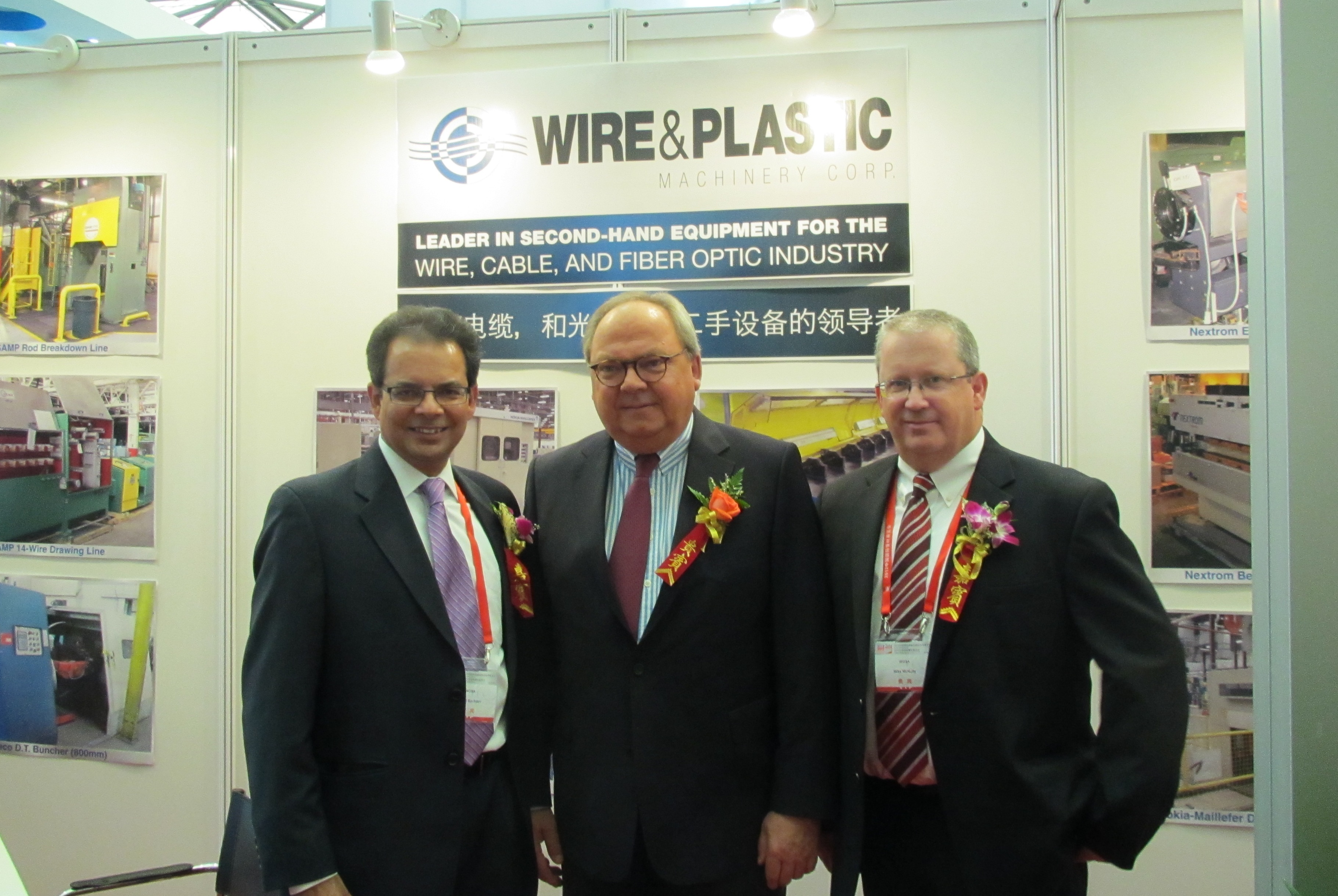 Wire and Plastic Machinery Wire China 2012