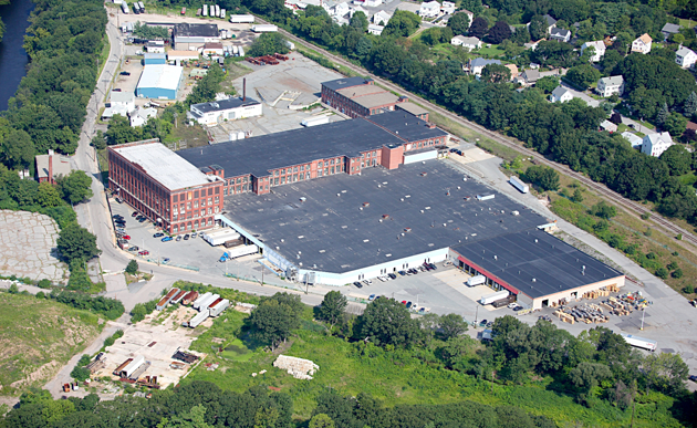Massachusetts Warehouse