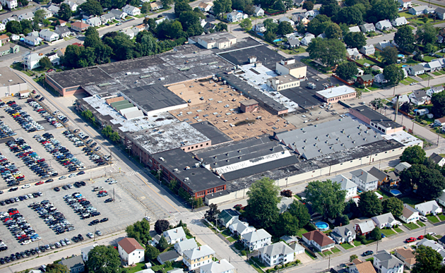 photo of Rhode Island Warehouse