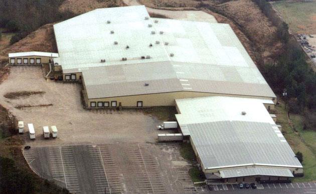 photo of North Carolina Warehouse 1