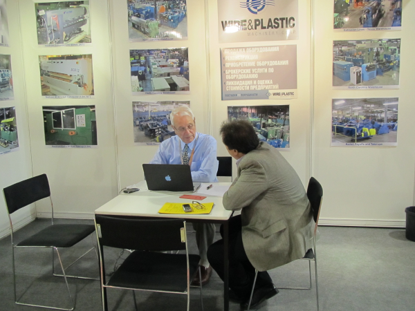 wire and plastic machinery wire russia 2011