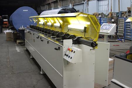 Tensor SZ Strander Wire & Plastic Machinery Corp