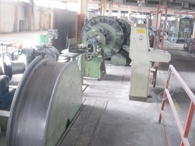 Gauder 500mm 12+18 Wire Aluminum Steel Planetary Strander