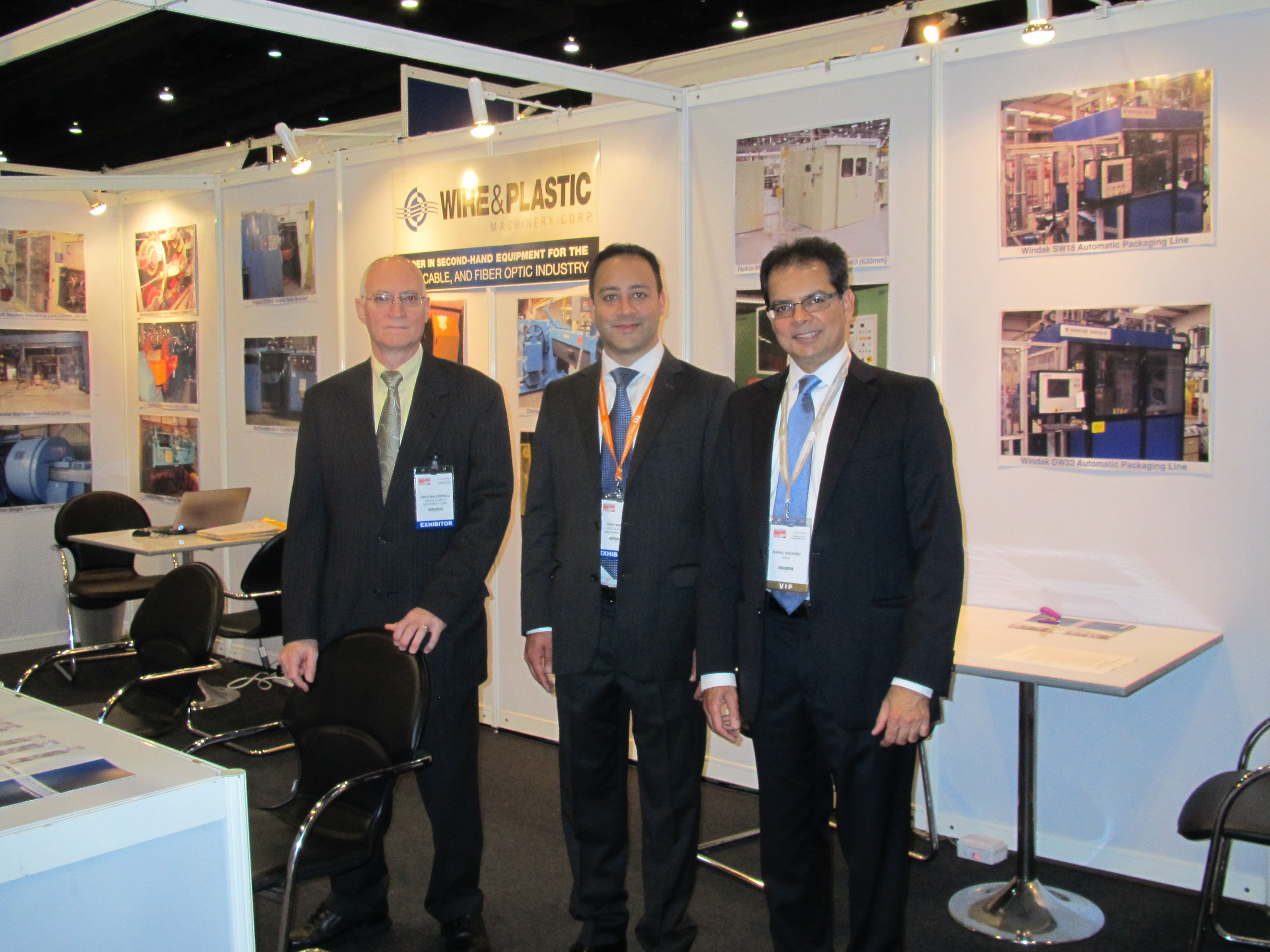 Wire & Plastic Machinery Wire Southeast Asia 2013