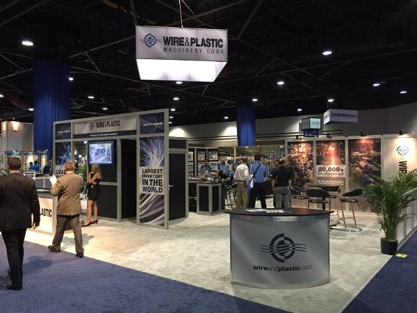 Interwire 2015 Wire and Plastic Machinery Corp
